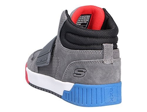 Enfant grey Adapters Mixte char 93740l Skechers Mehrfarbig Baskets 001 xTXwP071q7