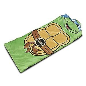 Disney Teenage Mutant Ninja Turtles Figural Slumber Sack