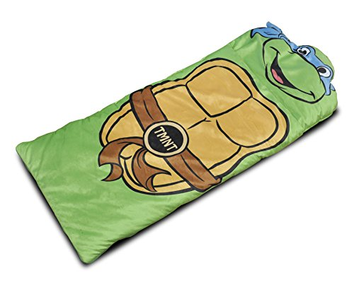 Slumber Sack (Disney Teenage Mutant Ninja Turtles Figural Slumber Sack)