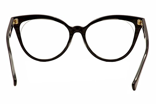 612d99a7005 Dita Women s Eyeglasses Dazed DRX-3034-A Shiny Black Cat Eye Optical Frame  54mm  Amazon.ca  Health   Personal Care