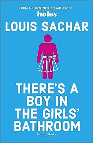 Amazon | Thereu0027s A Boy In The Girlsu0027 Bathroom | Louis Sachar | Teen U0026 Young  Adult