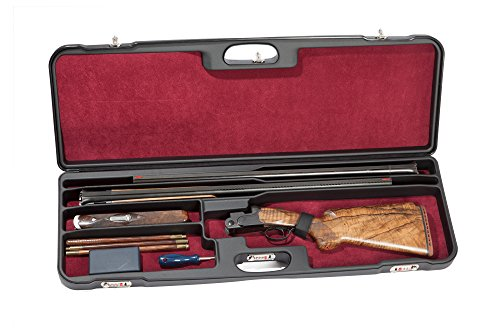 (Negrini Budget High Rib Trap/Sporting Combo Shotgun Case - 1653R/5003)