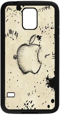 Samsung Galaxy S5 Phone Case Black Iphone Apple Logo Wallpapers Set Ia5h4dll Waterproof Phone Cover Amazon Co Uk Electronics