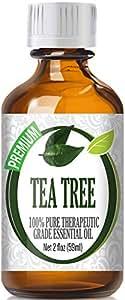 Tea Tree (60ml) 100% Pure, Best Therapeutic Grade Essential Oil - 60ml / 2 (oz) Ounces