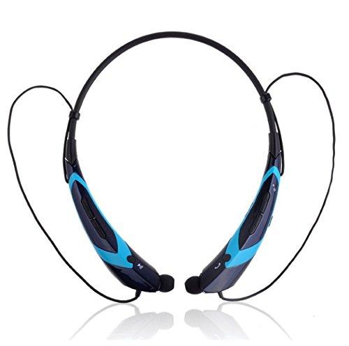 LANMU Neckband Wireless Bluetooth Headphone