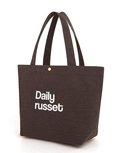 Daily russet 2017年秋冬号 チャコールグレイ 画像 C