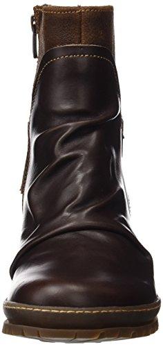 Art Oslo, Botines para Mujer Marrón (Heritage-Wax Brown 516)