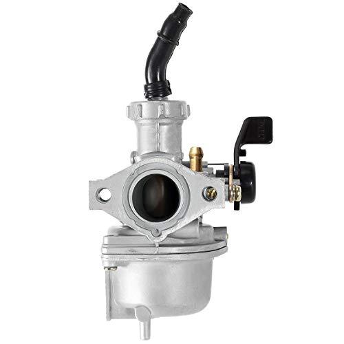 Triumilynn 22mm Carburetor for Honda CRF50 XR50 CRF70 XR70 Carb Pit Dirt Bike (Honda Crf 70 Carburetor)