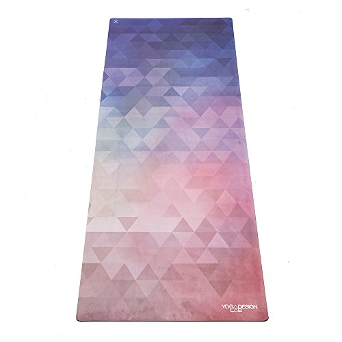 Luxury Sweat Grip Mat Towel: Manduka EQua Yoga Hand Towel (Blush)