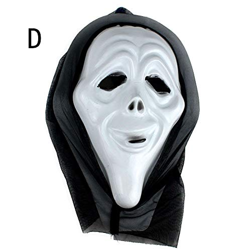 HomeMals Home Black Velour Witch Hat Halloween Fancy Dress Costumes]()
