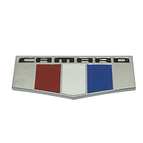 New 1pcs CAMARO Front Fender Emblem Badge Decal ()