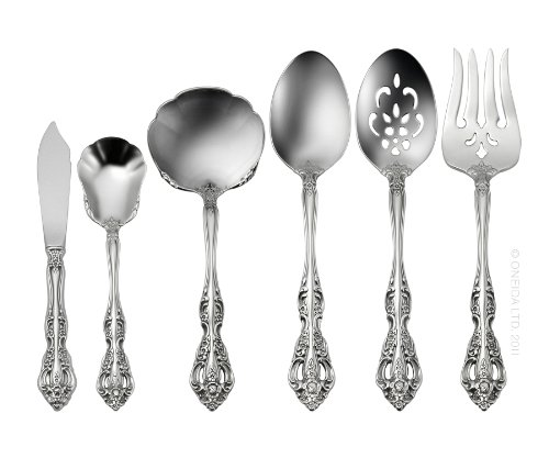 Oneida Michelangelo 6-Piece Serving Set ()