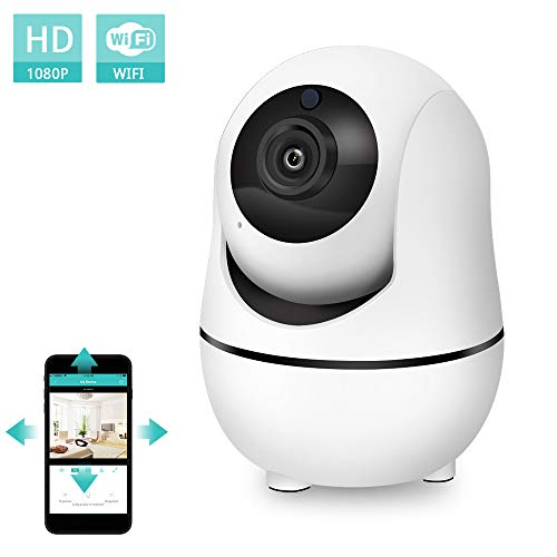NewPal WiFi camera1080P Home IP Camera Wireless for pet Nanny Baby Monitor Cameras Surveillance Support ISO and Andriod apps