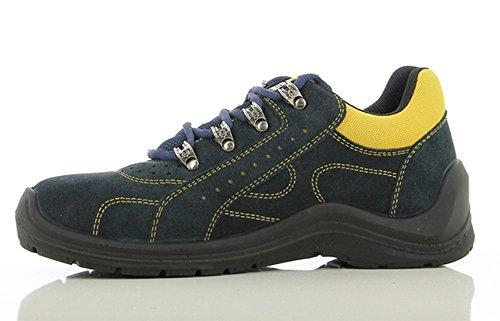 Titan Safety Chaussures Jogger SRC de Sécurité Bleu S1P fP8qPIw