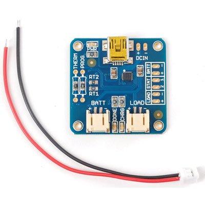 Price comparison product image Adafruit 259 , USB Li-Ion/LiPoly Charger, v1.2