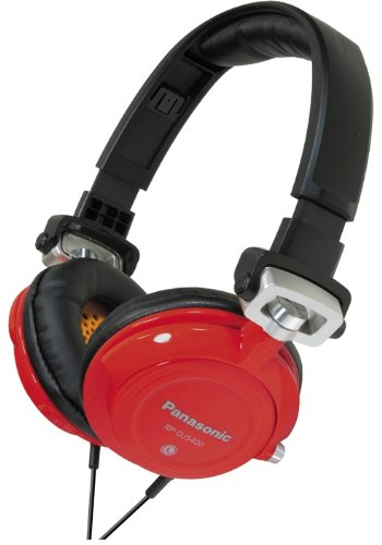 Panasonic RPDJS400R Headphones