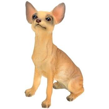 Chihuahua (Tan) Dog - Collectible Statue Figurine Figure Sculpture