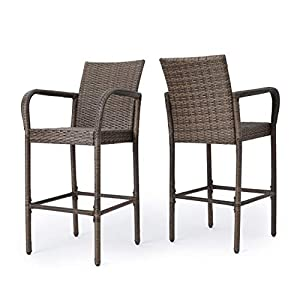 41JQwunOH9L._SS300_ Wicker Dining Chairs & Rattan Dining Chairs