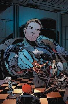 Captain America: Steve Rogers (Issue #8)