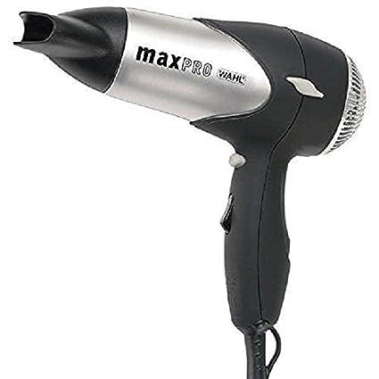 Wahl WL0508 - Secador de pelo de 1600 W, color negro
