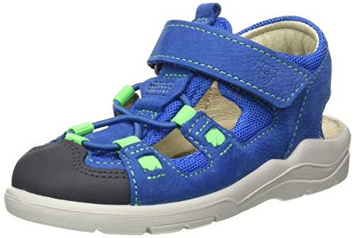 Ricosta Boys' Kevin Closed Toe Sandals, Blue (Azur 156) 8 UK ()