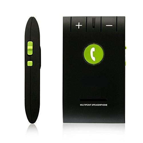 SolidPin Bluetooth Multipoint Speakerphone Microphone
