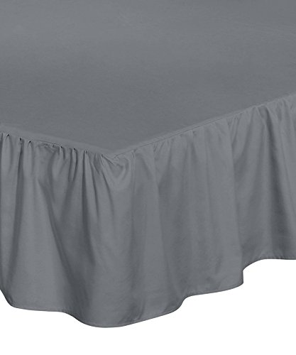 Utopia Bedding Bed Ruffle Skirt  - Brushed Microfiber Bed Wr