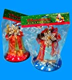 Q6 Xmas Bell Ornament, Case of 36