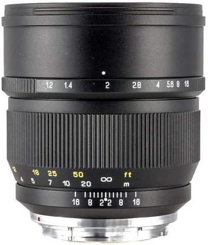 Zhongyi Mitakon 85 Mm F 1 2 Speedmaster Objektiv Für Kamera