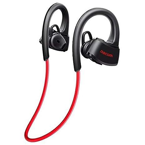 P10 Sport Swim IPX7 - Auriculares inalámbricos con micrófono (Impermeables) Rosso: Amazon.es: Electrónica