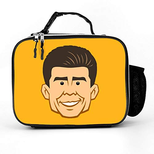 Avber Detachable Leather Lunch Bags with Ralph Garman