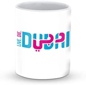 Stylizedd Mug 11oz Ceramic Mug LiveDieDubai