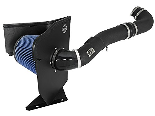 aFe Power 54-12872 Magnum Force Performance Cold Air Intake System (Oiled, 5-Layer Filter) ()