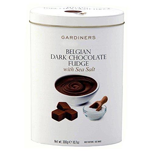 dark chocolate fudge - 4