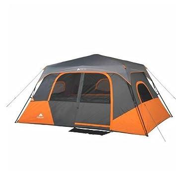 Ozark Trail 8 Person 2 Room Instant Cabin Tent  sc 1 st  Amazon.com & Amazon.com : Ozark Trail 8 Person 2 Room Instant Cabin Tent ...