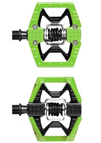 Crankbrothers Double Shot Shot Double Pedal schwarz Grün 2017 Pedale 9b6a40