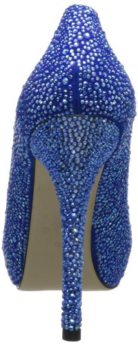 Pleaser Day & Night, Scarpe col tacco donna, Blu (blu), 40 (7 UK)