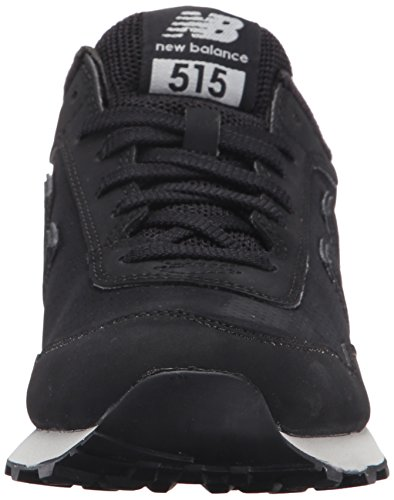 New Balance Men's 515 Modern Classics Fashion Sneaker Black