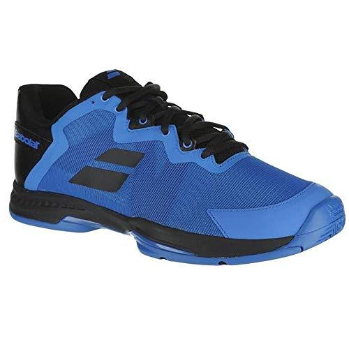 Babolat SFX 3 All Court Mens Tennis Shoe - Diva Blue/Black - Size 10.5 ()