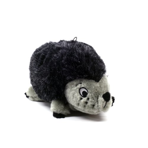 Kyjen Plush Puppies Hedgehog II Toy, Large, My Pet Supplies