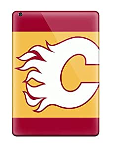 Hot 7446373K748894692 calgary flames (80) NHL Sports & Colleges fashionable iPad Air cases