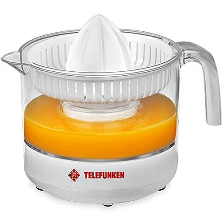 Telefunken Licuadora – Exprimidor eléctrico Prensa 30 W ...