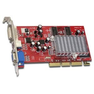- CONNECT3D RADEON 9200 256MB Connect3D Radeon 9200 / 256MB DDR / AGP 8X / VGA / DVI / TV Out