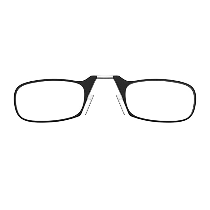 41c36fe27a Republe Sólido mini clip de la nariz Óptica Gafas de lectura portátiles  Gafas presbicia Mayores Eyewear con el caso: Amazon.es: Ropa y accesorios