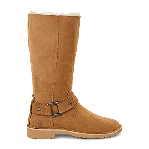 UGG Womens Braiden Boot Chestnut Size 6 for sale  Delivered anywhere in USA