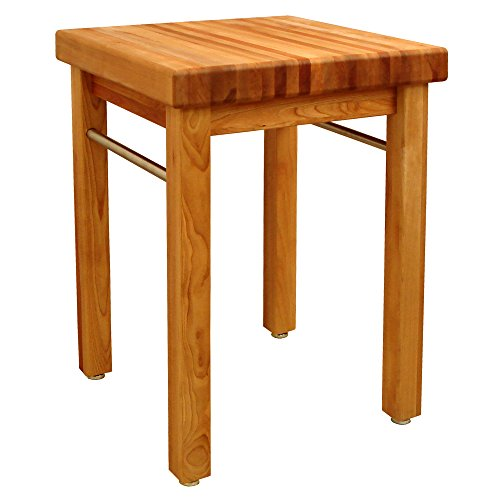 Catskill Craftsmen French Country Square Butcher's Block ()