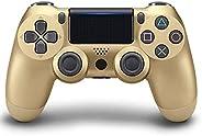 Controle de jogo sem fio para PS4 | Controlador Bluetooth Vibração Dupla para PlayStation 4