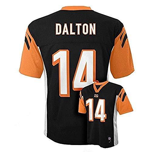 (Outerstuff Andy Dalton Cincinnati Bengals Infant Black Jersey 12)