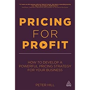 Pricing for Profit - front