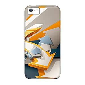 New Style RachelMHudson Arrows Premium Tpu Cover Case For Iphone 5c